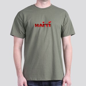 Haiti Dark T-Shirt