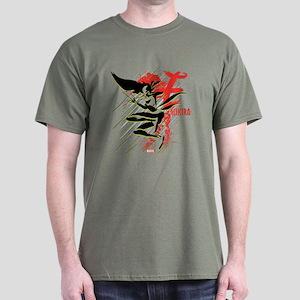 Elektra Abstract Dark T-Shirt