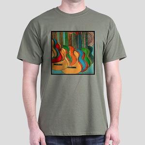 Strings Dark T-Shirt