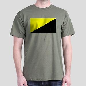 Anarcho-Capitalist Flag Dark T-Shirt