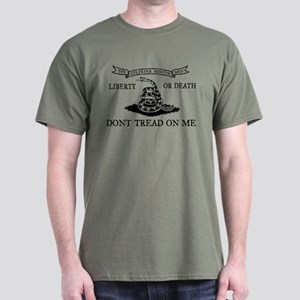 Culpeper Flag Dark T-Shirt