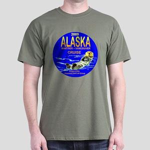 Alaska - Whittier- Vancouver Dark T-Shirt