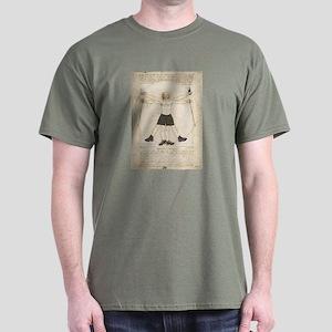 Leonardo's Hiker Dark T-Shirt