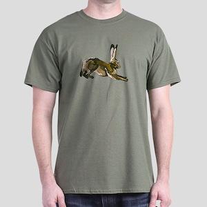 Hare Brown (dark shirts) Dark T-Shirt