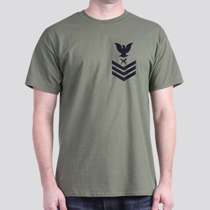 Intelligence Specialist First Class Dark T-Shirt
