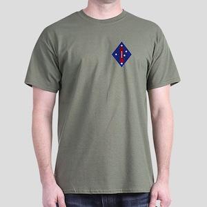 1st Marine Division T-Shirt (Dark)