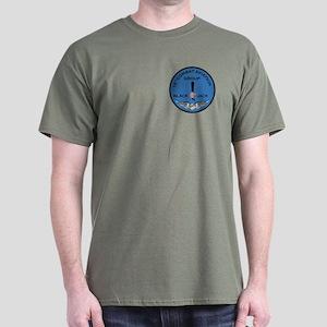 12th Aviation Combat Group Dark T-Shirt