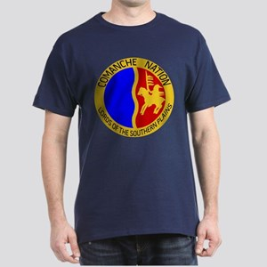 Comanche Nation Seal Dark T-Shirt