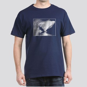 Dark Blue Slalom T-Shirt
