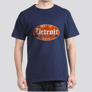 Vintage Detroit, Motor City T-Shirt