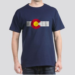 Colorado Border Wall Flag T-Shirt
