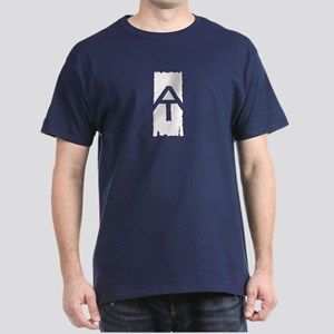 Appalachian Trail White Blaze Dark T-Shirt