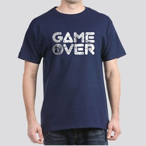 Game Over Dark T-Shirt
