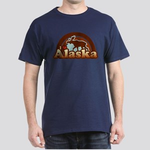 I Heart Alaska Dark T-Shirt