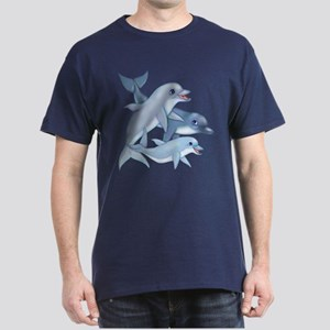 f306ebd770d Dolphin Men's T-Shirts - CafePress