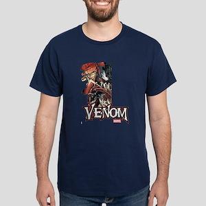 Venom Half Dark T-Shirt