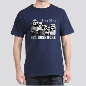 Mt. Rushmore Dark T-Shirt