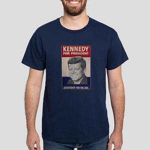 $24.99 JFK For President Dark T-Shirt