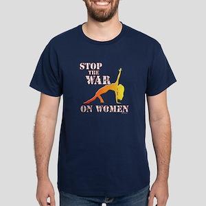 War On Women Women's Dark T-Shirt