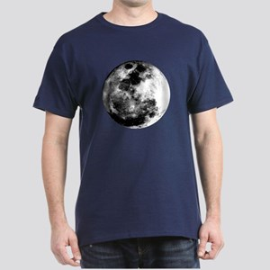 Full Moon Dark T-Shirt