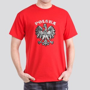 Polska Eagle Dark T-Shirt