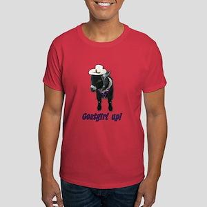 a5158f7f080a Pygmy Goat Girl Up Dark T-Shirt