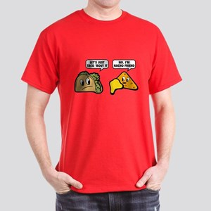 Let's Just Taco 'Bout It Dark T-Shirt