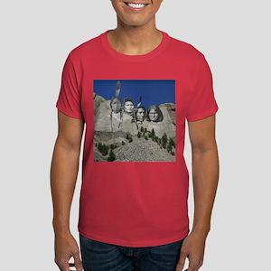 Native Mt. Rushmore Dark T-Shirt