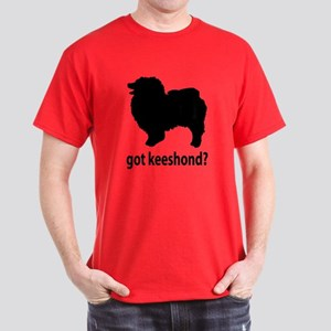 Got Keeshond? Dark T-Shirt