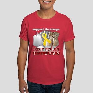 Red 1 Dark T-Shirt