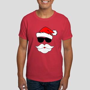 Cool Santa Claus Dark T-Shirt