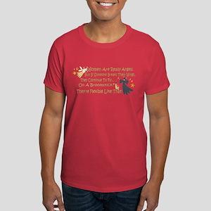 Women Are Like Angels Dark T-Shirt