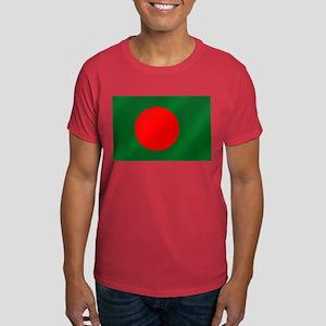 Flag of Bangladesh Dark T-Shirt