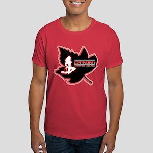 Canadian Strippers Kick Ass 2 Dark T-Shirt