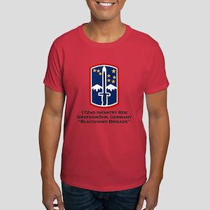 172nd Blackhawk Bde Dark T-Shirt