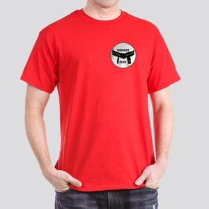 Martial Arts 2nd Degree Black Belt Dark T-Shirt