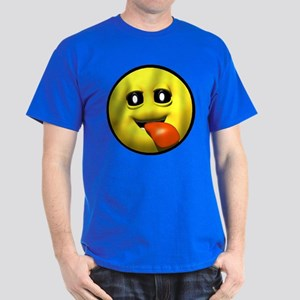 Window Licker Face Dark T-Shirt