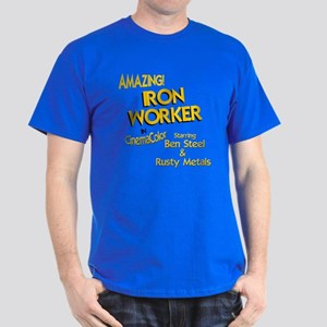 Funny Iron Worker T-Shirts - CafePress