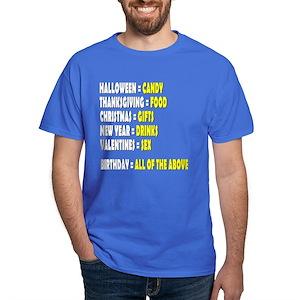 Funny Birthday T Shirts