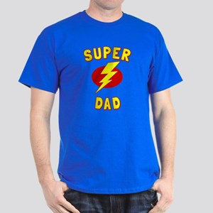 11bc8cbb Super Dad Father's Day T-Shirt