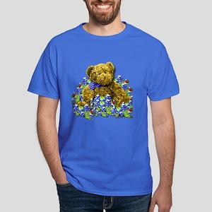 Bluebonnet Bear Dark T-Shirt