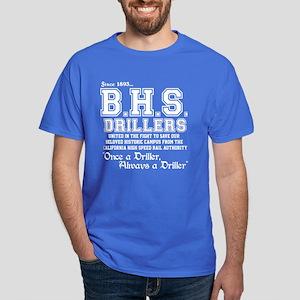"""Save Our BHS"" Dark T-Shirt"
