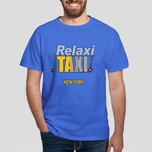 Relaxi-Taxi Dark T-Shirt