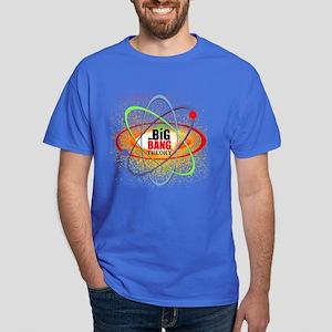 Big Bang Theory Brights Dark T-Shirt