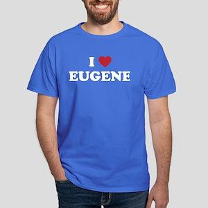 EUGENEwhite Dark T-Shirt