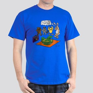 Tortoise and the Hare Revisited Dark T-Shirt