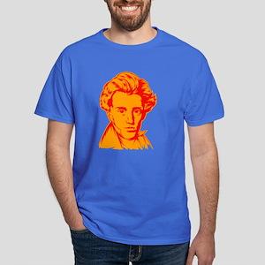 Strk3 Soren Kierkegaard Dark T-Shirt