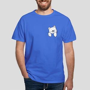 Pocket Eski Dark T-Shirt