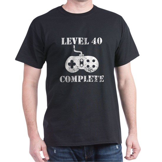 Level 40 Complete 40th Birthday