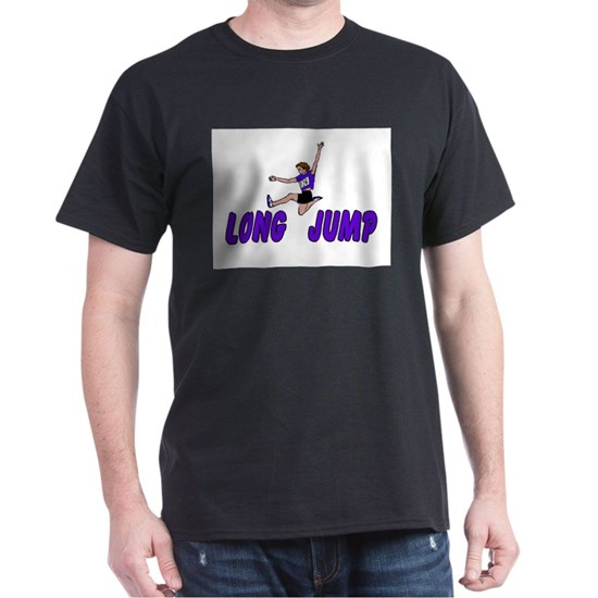 Long Jump Purple Boy